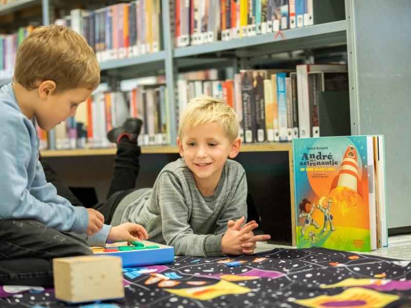 (Ouders en) Kinderen: Spelen & leren