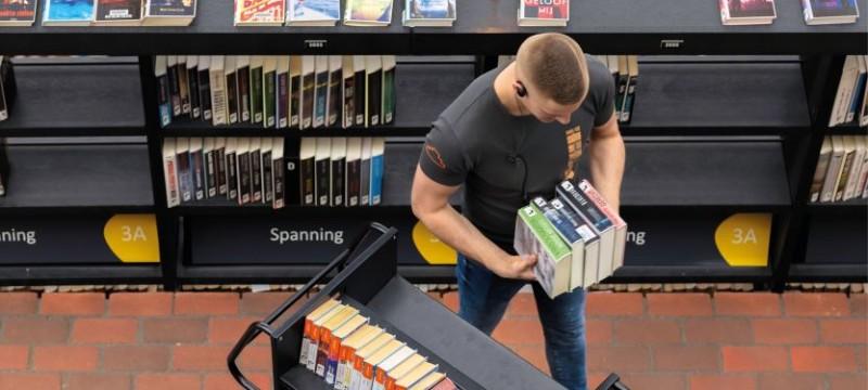 Opgave 5: De effectieve bibliotheek