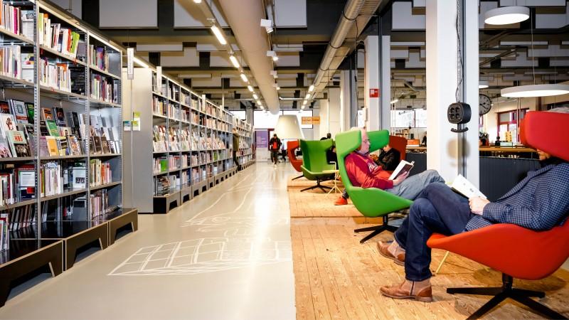 De effectieve bibliotheek