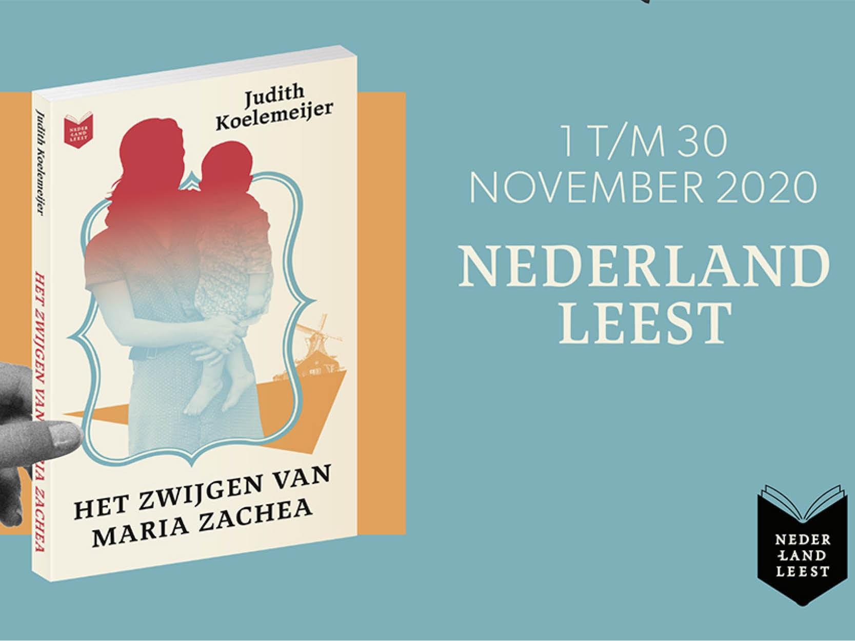 Nederland Leest: communicatietoolkit