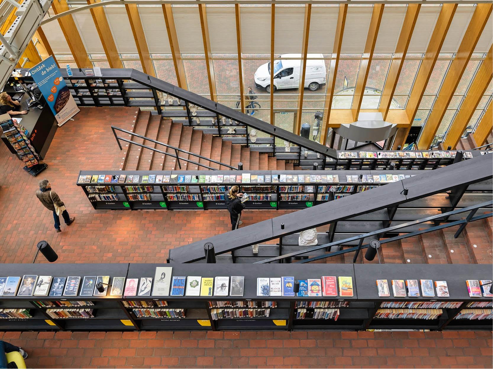 De Netwerkmonitor: een beeld van het bibliotheeknetwerk in Zuid-Holland