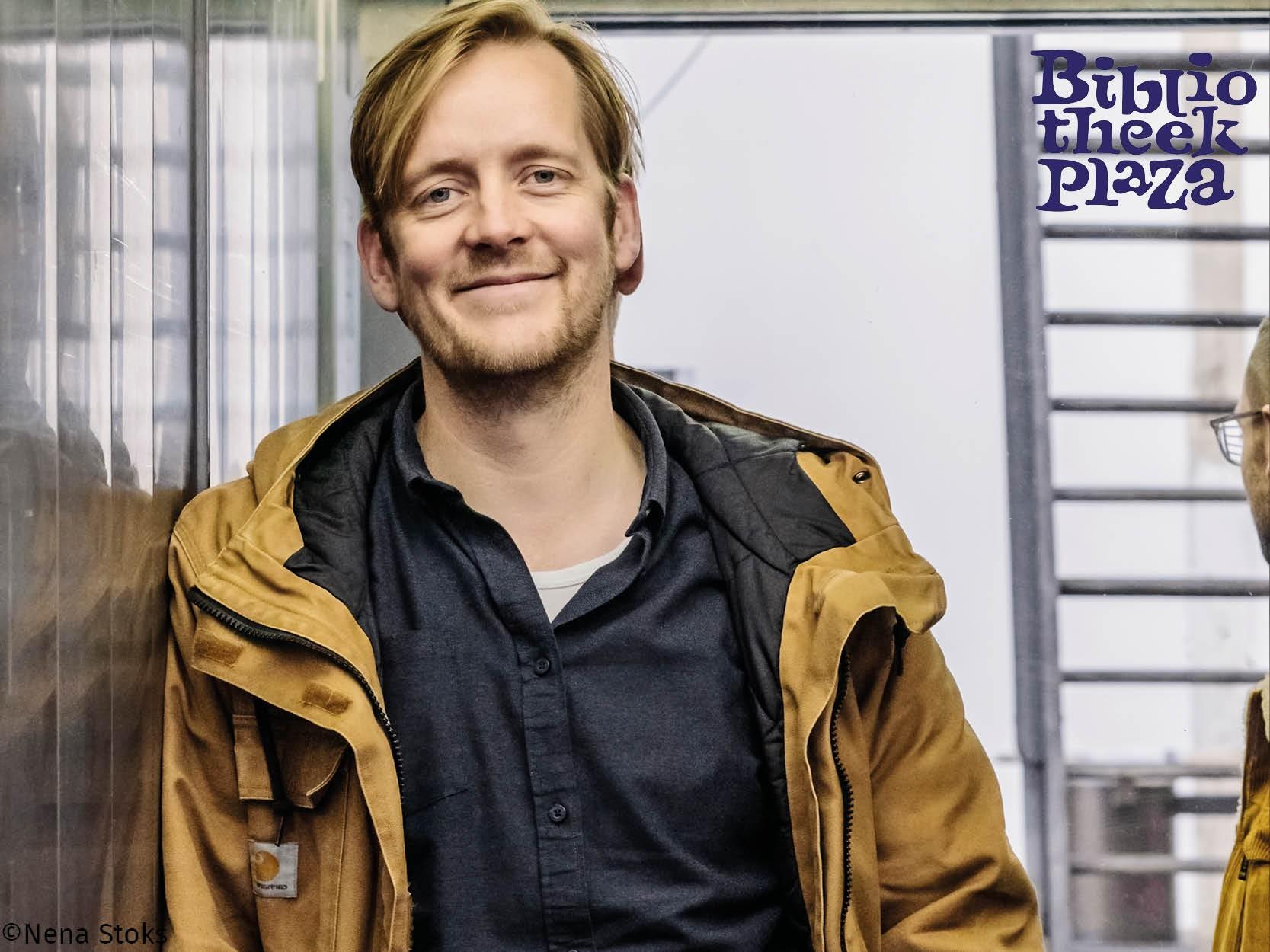 Update: Sander Heijne op Bibliotheekplaza