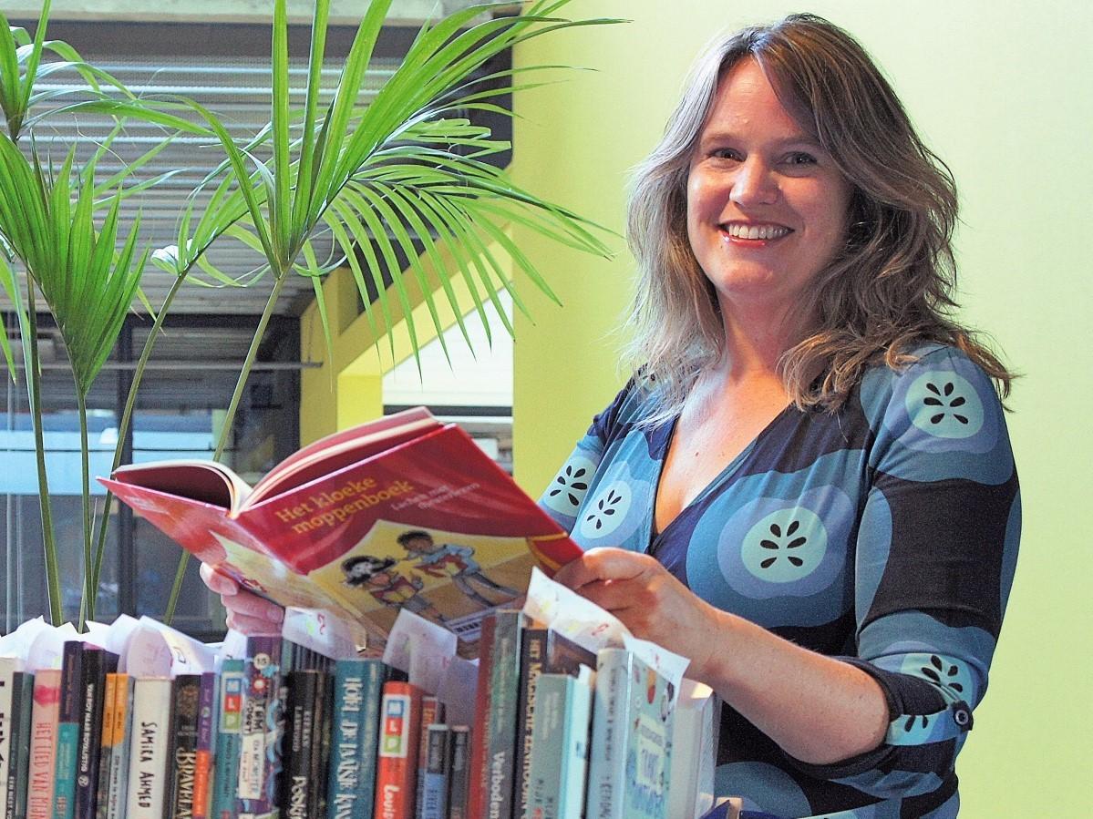 Maak kennis met Collectiespecialist Maaike Landman