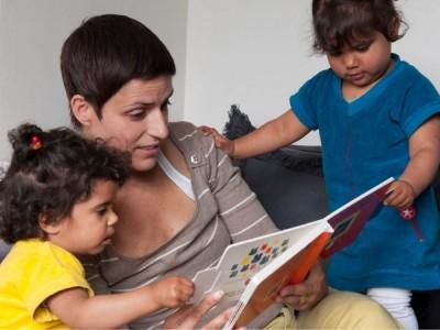 Leesbevordering in het gezin (0-12)