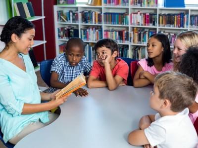 Leesbevordering in kinderopvang en primair onderwijs (0-12)