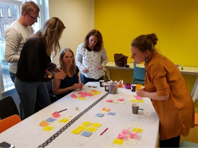 Strategische sessies Digitale Geletterdheid