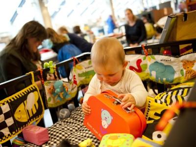 Training BoekStart voor baby's