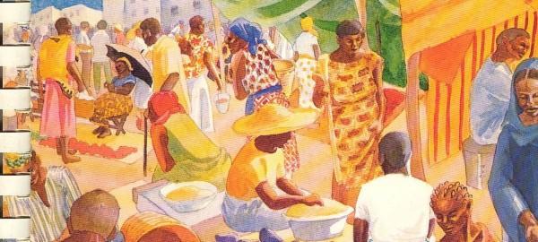 De Lonkende Leestafel: Esthers Recepten