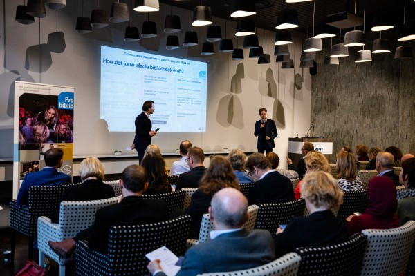 Provinciale netwerkdag voor Zuid-Hollandse bibliotheken dit jaar digitaal