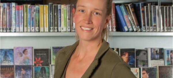 VoorleesExpress-projectleider Sandy van Echtelt: 'Met ons nazorgtraject stimuleren we zelfredzaamheid'
