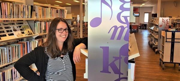 Interview Rosanne Goncalvez: 'Wij zijn samen de bibliotheek'