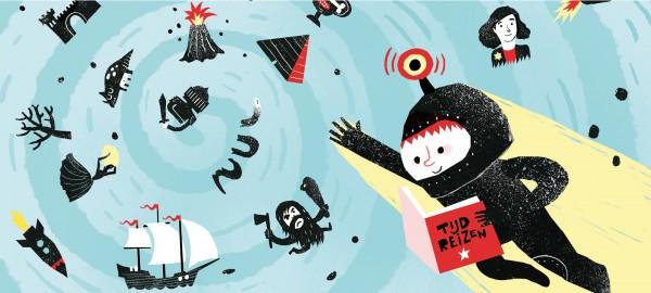 Inhoudelijk programma bibliotheken voor tijdens de Kinderboekenweek 2020