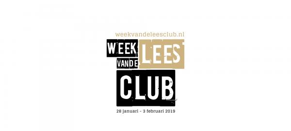 Zet jouw leesclubs in het zonnetje tijdens de Week van de Leesclub!