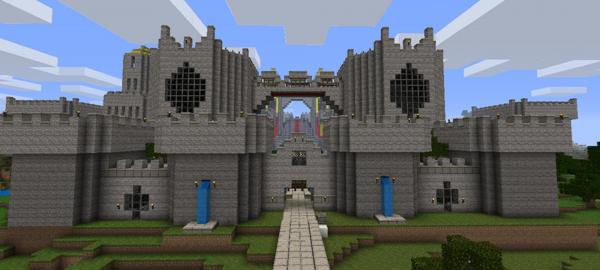 Erfgoedworkshop met Minecraft