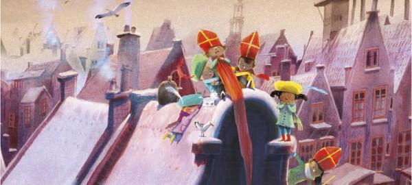 Titellijst Sinterklaasboeken zonder stereotype Zwarte Piet