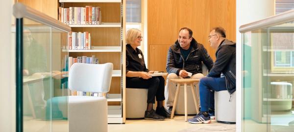 """Interview Thomas van Arendonk: """"Even een belletje naar een andere bibliotheek geeft je nieuw inzicht en helpt je vooruit"""""""