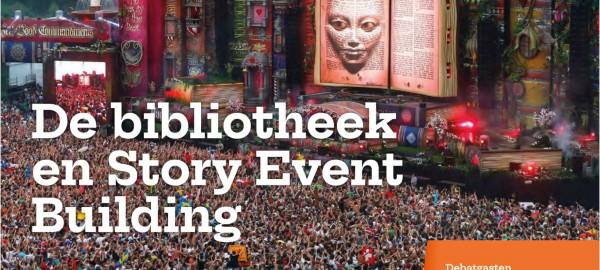 Outdoor events en de bibliotheek: een combinatie vol mogelijkheden!