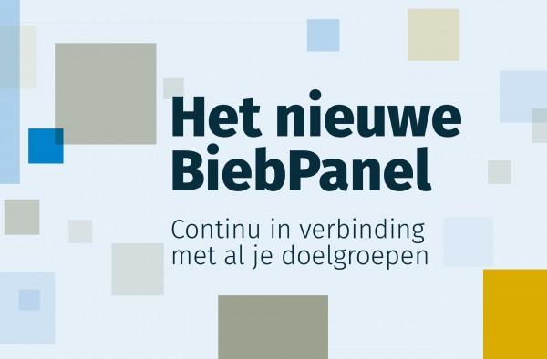 Gebruikersbijeenkomst BiebPanel (nieuwe datum)
