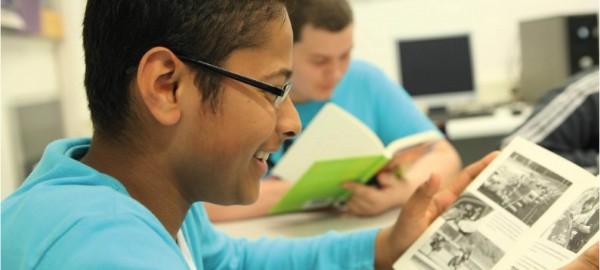 Resultaten onderzoek naar de bibliotheek als derde leeromgeving