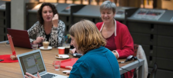 Onderzocht: digitale geletterdheid in Zuid-Holland en de impact van bibliotheekwerk