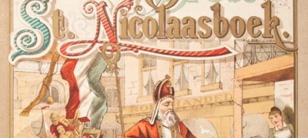 De Lonkende Leestafel: De Sinterklaas-tic van Monique Verweijmeren
