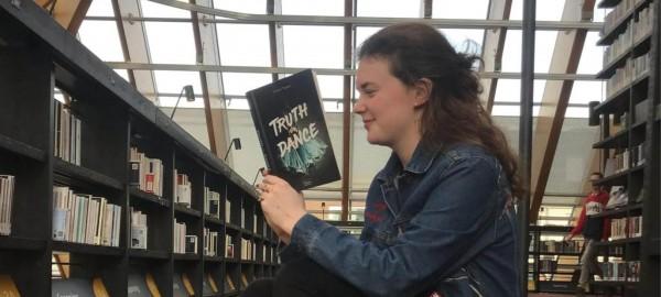 Interview Nadine van der Linden: 'De bibliotheek kan veel meer voor jongeren betekenen'
