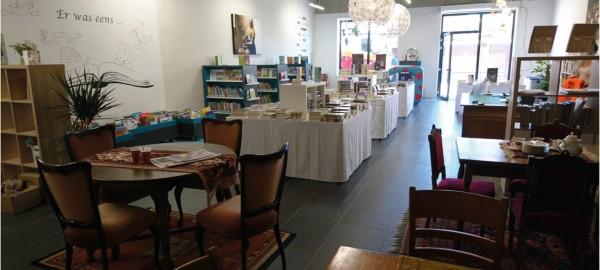 Pop-up bibliotheek voor gemeente in het landelijk gebied