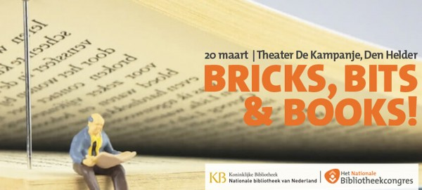 Het NBC: BRICKS, BITS & BOOKS!