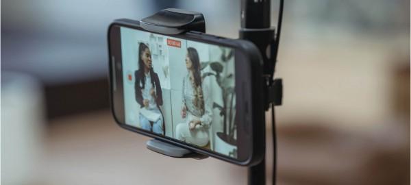 Werk aan je vlog-skills met onze e-learning vloggen