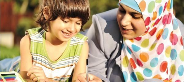 Empathie in het Oudercafé