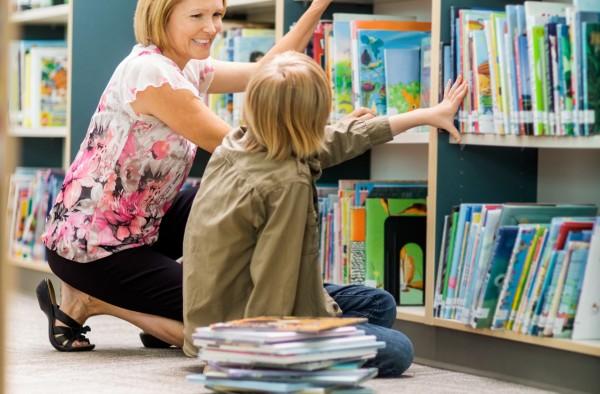 Werkbijeenkomst Monitor de Bibliotheek op school