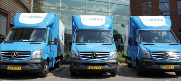 Update Logistiek: reserveren, aanvragen en vervoer