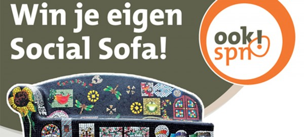 Verlengde inschrijving! Win een social sofa! Doe mee met jouw project!