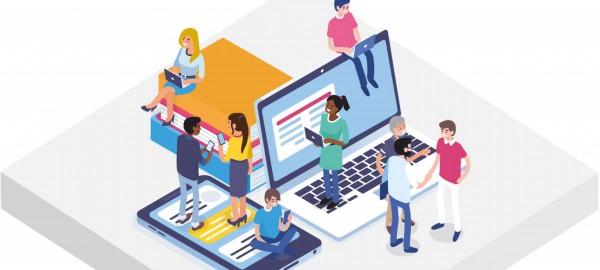 Webinar over interne communicatie in relatie tot de Community Library