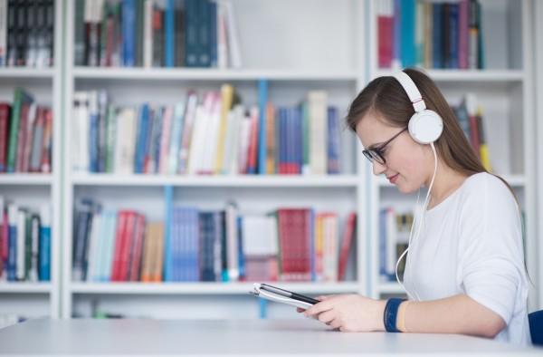 Bijeenkomst de Bibliotheek op school voortgezet onderwijs