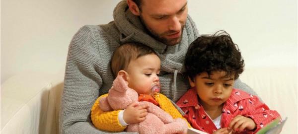 Meertaligheid de norm in Zaanstad: visie op taalontwikkeling meertalig kind