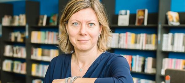 """Interview Dionne Dinkhuijsen: """"Kennis delen is belangrijk. Zo voorkom je blinde vlekken en werk je efficiënt."""""""