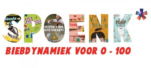 SPOENK* presenteert bibliotheken met Beste Biebdynamiek 2017