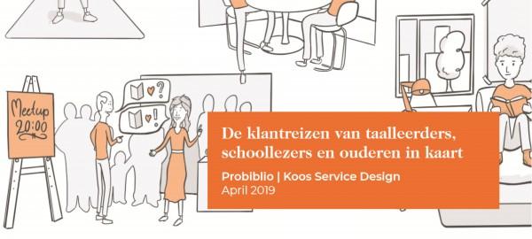 Van onze marketeers: de klantreizen van taalleerders, schoollezers en ouderen in kaart