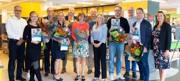 Bibliotheek Westland traint bekende Westlanders tot taalmaatje