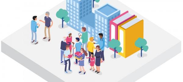 Bouwstenen voor de transformatie naar een community library