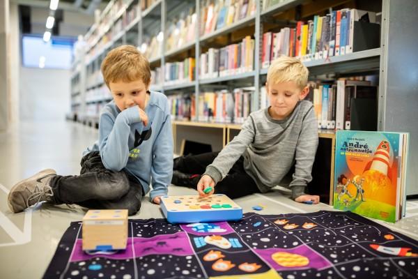 Training Mediaopvoeding voor de Backoffice (Lezen, kijken en spelen in de bibliotheek van nu)