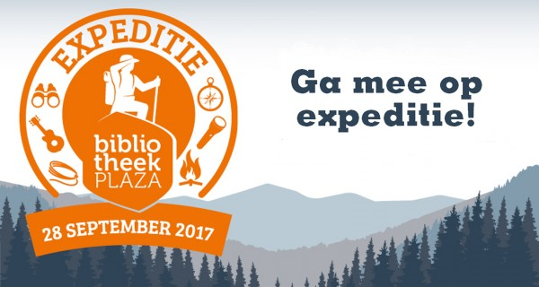 Expeditie Bibliotheekplaza 2017