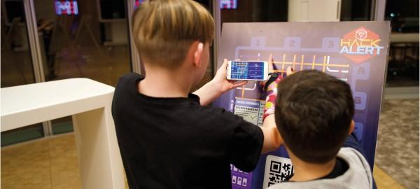 Hackshield: gamification voor digitale vaardigheden