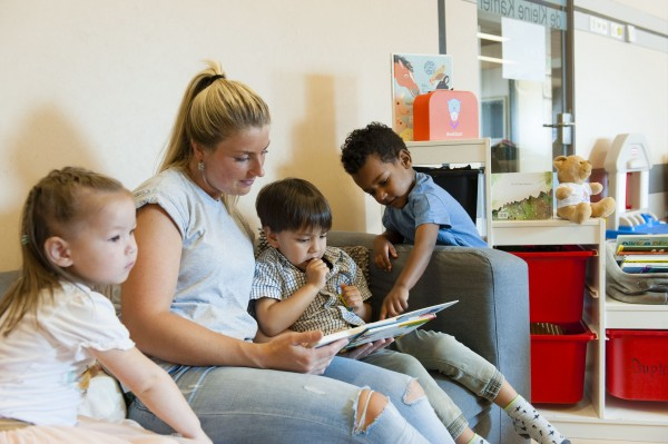 Goed voorbereid aan de slag met de Monitor BoekStart in de kinderopvang