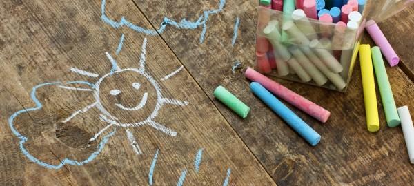 Stokpoppetjes en het visuele alfabet
