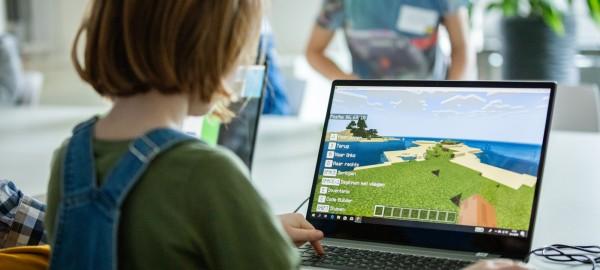 Minecraftworkshops rond erfgoedthema's