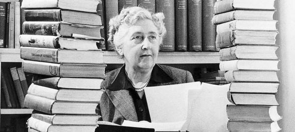 De Lonkende Leestafel: Rineke Zwanenburg en Agatha Christie