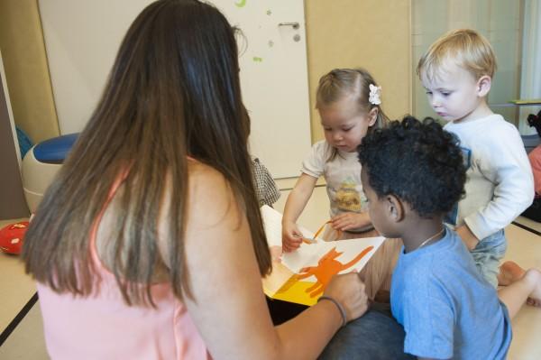 Netwerkbijeenkomst Nut en noodzaak van BoekStart in de kinderopvang