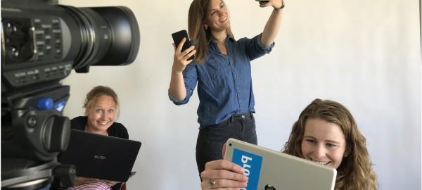 Video's maken vanuit huis: montagesoftware